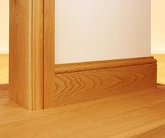 Torus Solid Oak Mouldings