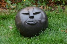 """Skillfully carved by a Shona artist from Zimbabwe (which means """"house of stone""""),this whimsical joyful sculpture emerged from Spring Stone. The artists work together with their stone and it is believed that 'nothing which exists naturally is inanimate'- it has a spirit and life of its own. These artists facilitate the fine art that results …"""