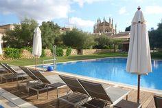 Hilton San Toree, Mallorca - an old monastery/church converted a hotel