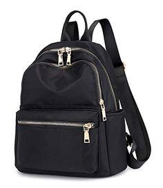 8e2784d1fd New Collsants Small Nylon Backpack for Women Girls Lightweight Mini  Packback Purse Travel Daypack online.