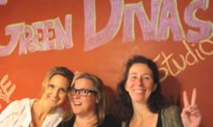 What happens when EcoWatch founder and CEO Stefanie Spear joins Lynn Hasselberger and Meg McWilliams of the Green Divas for