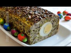 Drob de miel pas cu pas – reteta video via Romania Food, Cabbage Rolls, Food Videos, Food Inspiration, Banana Bread, Food And Drink, Cooking Recipes, Favorite Recipes, Cake