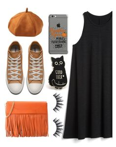 """""""Halloween Inspired Set! If You Celebrate Halloween, Comment Your Costume!"""" by summertime-sadness ❤ liked on Polyvore featuring Gap and Boutique Moschino"""