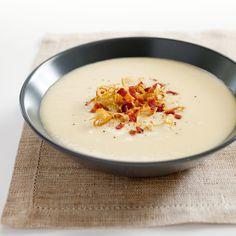 Creamy Leek-Potato Soup