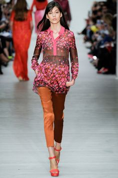 Matthew Williamson Spring 2014 Ready-to-Wear Collection Slideshow on Style.com