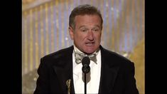 In Honor of the Late Robin Williams who passed at age 63, RIP!! You Kept Us All Laughing For Many Years!!  - Robin Williams Receives Cecil B DeMille Award - Golden Globes 2005
