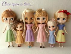 fairy tale outfits for blythe