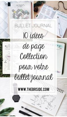 Pinterest Collection Bullet Journal