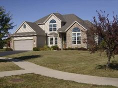 A Large home perfect for a family in Yorkville, #Illinois