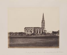 St. Mary's Church Poona. The oldest Church in the Deccan. | Flickr
