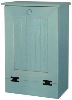 New diy kitchen storage ideas trash bins 20 ideas Diy Furniture Redo, Buy Furniture Online, Kitchen Furniture, Pine Furniture, Modular Furniture, Painting Furniture, Cheap Furniture, Hide Trash Cans, Trash Bins