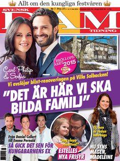 Prince Carl Philip and Sofia