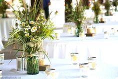 Garden & Meadow Flower Wedding