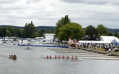 A general view of the Royal Henley Regatta on day one at Henley on Thames.  Picture: PA