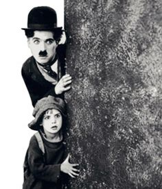 with Jackie Coogan: The Kid