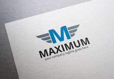 Check out Maximum Logo by XpertgraphicD on Creative Market