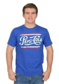 9acbf5c7b9f818 Pepsi Cola Vintage Logo Men s T-Shirt