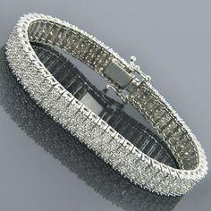 diamonds braclets for men | ItsHot.com: Men's Diamond Bracelets: Essential fashion accessory for ...
