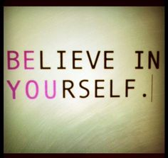 be you:)