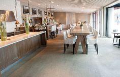 Bolon flooring in Torekov Hotell in Torekov, Sweden