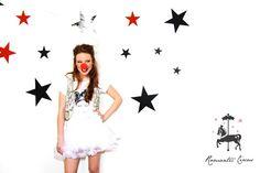 #T-shirt #RomanticCircus - http://www.amando.it/moda/abbigliamento/t-shirt-romantic-circus.html