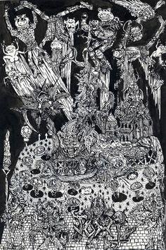 New and restocked books on United Dead Artists now in stock! Keiichi Tanaami, Namio Harukawa, Stéphane Blanquet, Jurictus, Helge Reumann, Caroline Sury: http://www.staalplaat.com/united-dead-artists