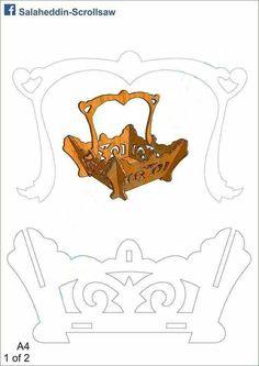 scroll saw woodworking patterns Cardboard Crafts, Wooden Crafts, Diy And Crafts, Paper Crafts, Scroll Saw Patterns, Wood Patterns, Cross Patterns, Woodworking Patterns, Woodworking Crafts