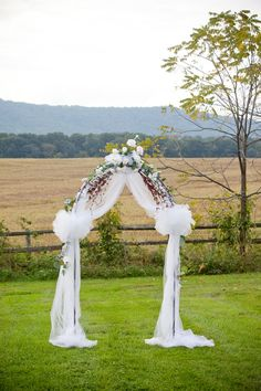 Wedding Arch Done By My Sister In Law