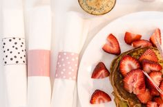 Free Valentines Breakfast in Bed Printable - by October Ink