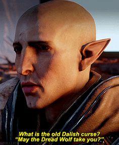 Solas, Dragon Age: Inquisition (Trespasser DLC)