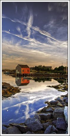 Prospect, Nova Scotia by Dave the Haligonian, via Flickr