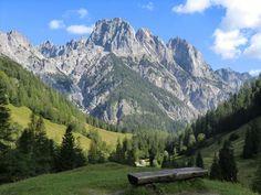 Vom Hintersee über die bindalm und die Kammerlingalm zur Kallbrunn - Berchtesgadener Land Blog