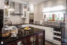 Kuchnia - New Hamptons Residence - zdjęcie od DeCandia Design - Kuchnia - Styl Art deco - DeCandia Design