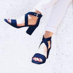 822ec1d911261b Buy the Daniel Rosemead Black Suede Perforated Block Heel Ankle Boot online  today at Daniel Footwear