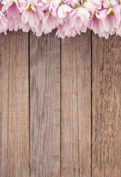 Wooden Backdrop Flower Backdrop Floral Backgrounds Wood Floor J05049 – ibackdrop