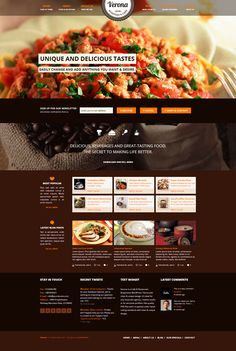 #food, restaurant, #concept, layout