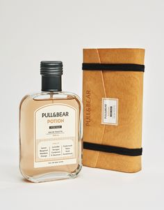 f0dd9e0d10c Eau de toilette pull   bear potion man 100 ml - Fragrâncias - Complementos  - Homem