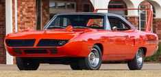 Plymouth Superbird, Dodge Charger Daytona, Manual Transmission