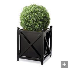 Great planter for front porch