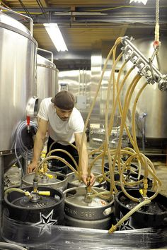 Sixpoint Brewer Sean Redmond operates Doctor Octopus by *Sixpoint*, via Flickr