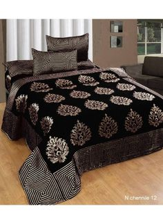 Chenille Queen Size Bedsheet Vol 1 from Stf Store Double Bed Sheets, Double Beds, Bed Sheet Sizes, Sheet Sets, Bed Covers, Pillow Covers, Designer Bed Sheets, Silk Sheets, Bed In A Bag