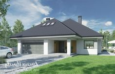 Projekt domu Bagatela IV S G2, wizualizacja 1 Outdoor Decor, Home Decor, Homemade Home Decor, Decoration Home, Interior Decorating