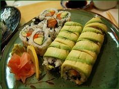Green Roll This recipe is for inside out sushi roll. If you have yet to purchase the skills needed to make an inside out roll, please roll out to the manual. Once you've mastered inside out sushi, this should really be an easy sushi recipe for you. For those of you who do already master […]