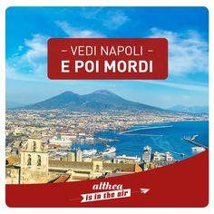 """L'evento """"Althea is in the air""""! presso l'Aeroporto Internazionale di Napoli"""