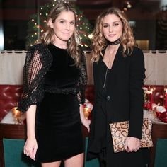 Olivia Palermo Just Hosted Aerin's Holiday Party