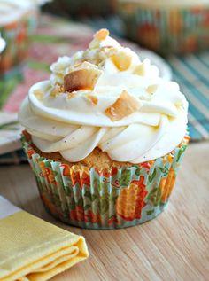 Key Lime Pie Cupcakes by Sugar Plum