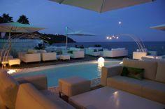Le Sindbad Resto-Lounge , Gammarth Tunis, Le Lounge