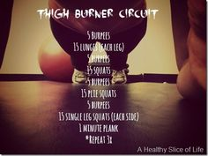 http://www.ahealthysliceoflife.com/working-it-out-my-current-routine/ Yep, this is me! #workoutroutine #workout #fitness