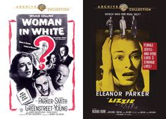 The Woman in White / Lizzie DVD Reviews: To Be or Not to Be (Crazy) - Cinema…