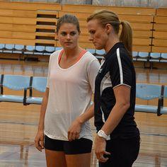 Sharelle's Coaching Tips | Netball Nation